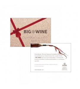 Card cadou BigWine